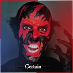 Certain
