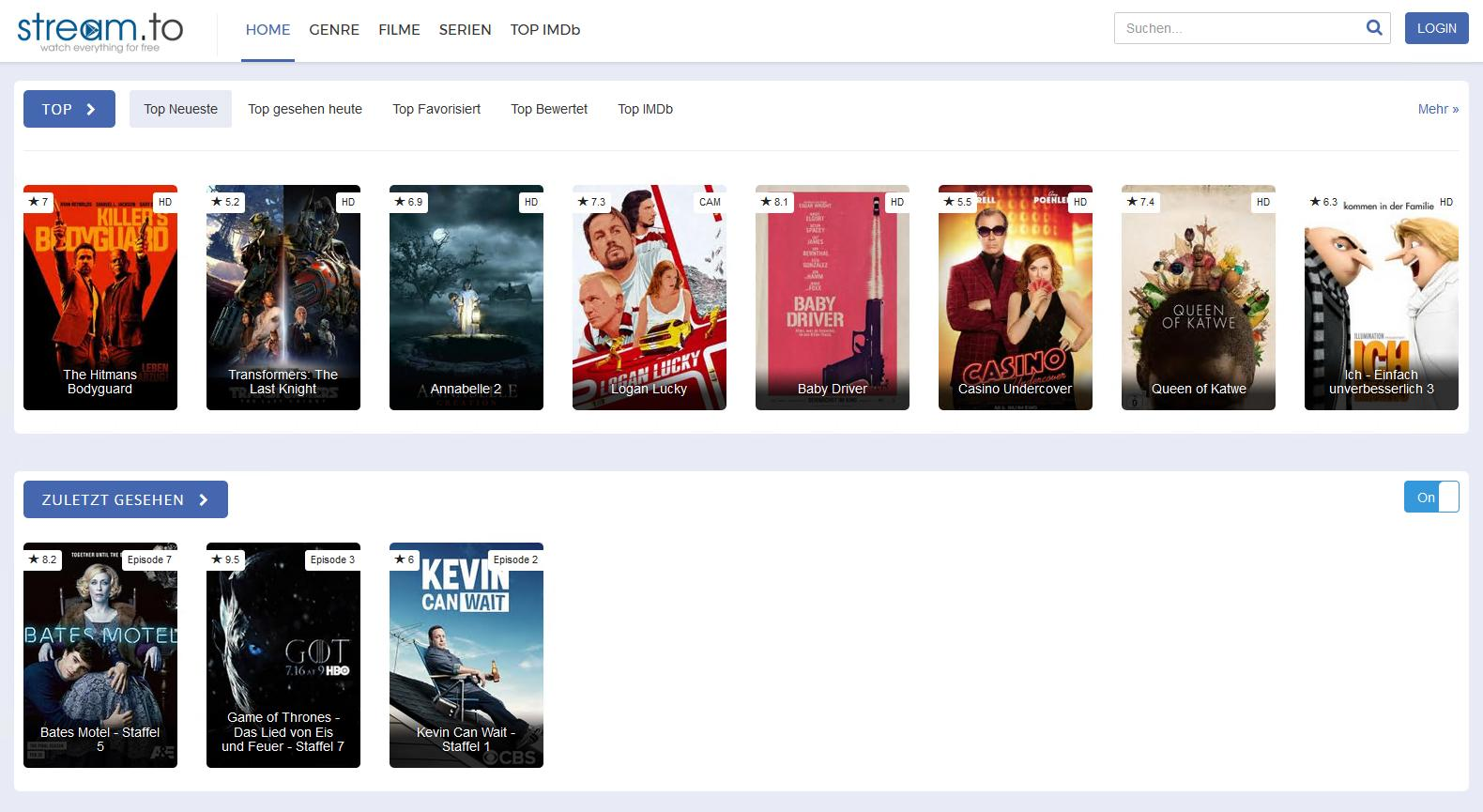 Streamcloud Filme Schauen